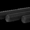 """Barra roscada polida - 1/2"""" - Multi Comercial"""