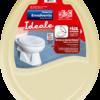 Assento sanitário Envolvente, Ideale, bege - Herc