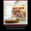 Anel de vedação para vaso sanitário, em cera, com guia - Maxseal