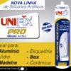 Adesivo de silicone Unifix, acético, incolor, 260g - ITW